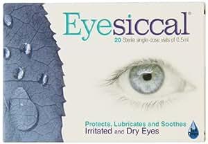 Eyesiccal 20/20 Eye Drops