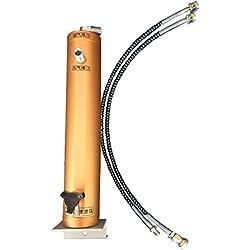 Jian Ya NA 30MPA filtre à air haute pression externe Water-oil séparateur de filtration pour compresseur d'air Pompe à air plongée