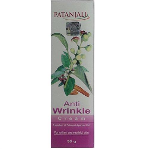 Patanjali Tejus Anti Wrinkle Cream, 50g