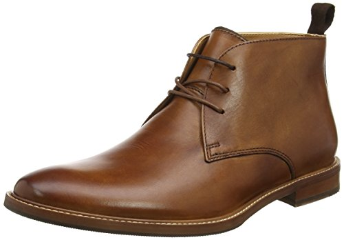 Aldo Mens Alevia Derbys, Brown (Cognac / 28), 11 UK 45 EU