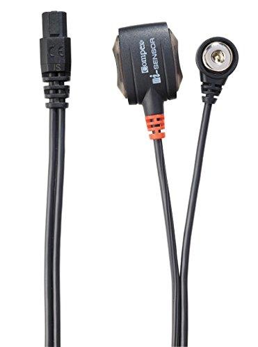 Compex EMS Elektrodenkabel, Schwarz, CO2 601160