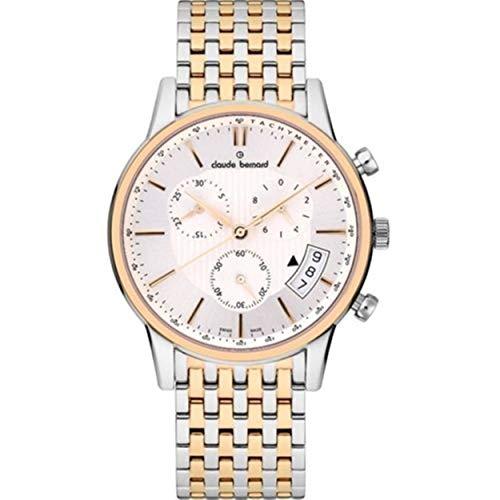 Claude Bernard by Edox Sophisticated Classics Men's Watch 01002.357RM.AIR Chrono