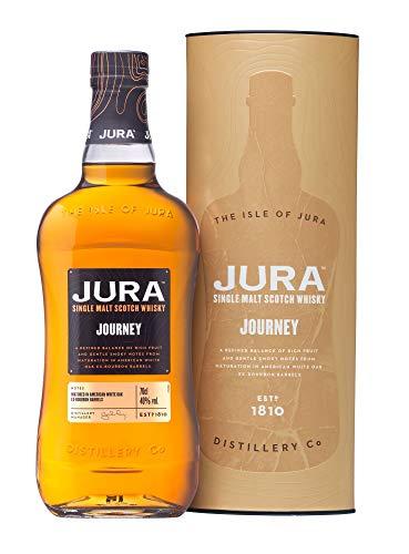 Jura JOURNEY Single Malt Scotch Whisky mit Geschenkverpackung (1 x 0.7 l)