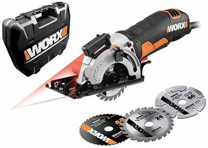 Worx WX426 - Circular Saw 400w Worxsaw