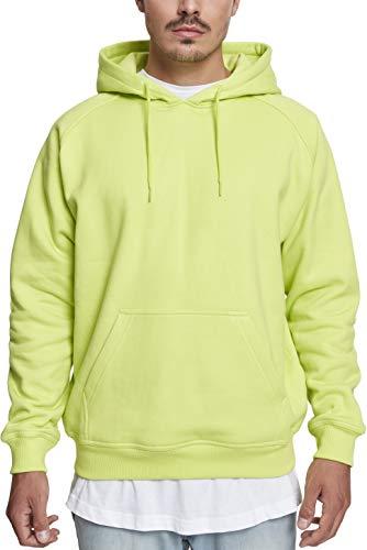 n Kapuzenpullover Blank Hoodie, Farbe frozen yellow, Größe L ()