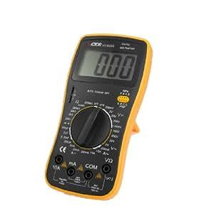LCD Display Ohmmeter AC DC Testing vc9205Digital Mulitmeter