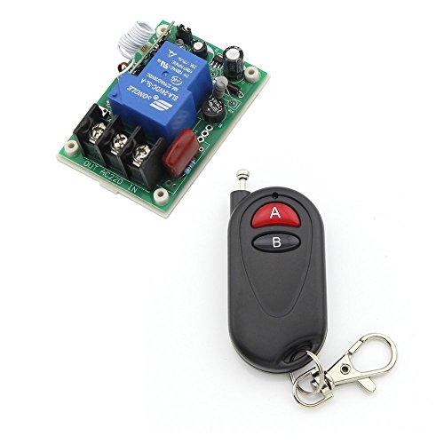 eMylo® AC 220V 3000W 1Channel 30A RF Wireless relè di telecomando trasmettitore con la ricevente