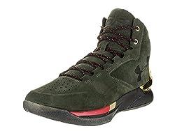 Under Armour Men's Ua Curry 1 Lux Mid Sde Dtgmgodtg Basketball Shoe 11 Men Us