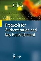 Protocols for Authentication and Key Establishment