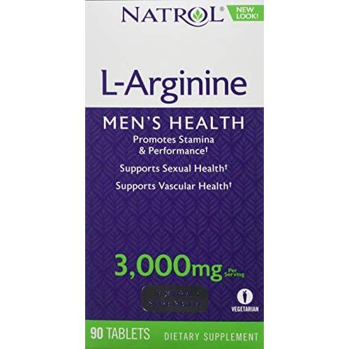3000mg L-Arginine 90 Tablets