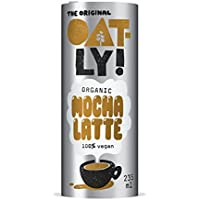 Oatly - Bebida de Avena Mocha Latte - 235 Mililitros