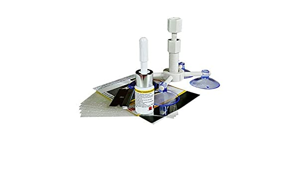 Cutogain Windschutzscheibe Windschutzscheibe Repair Kit Tool Glass Chip Riss Reparatur f/ür Auto Fahrzeug