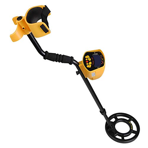 MD3010II Professional Metal Detector Undeground Gold Digger with LCD Display Metal Detector Lcd