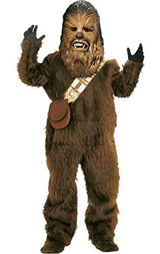 Chewbacca™ Kostüm Deluxe für Kinder Star Wars™ - 5 bis 7 ()