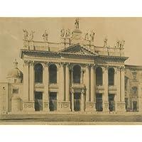 Roma. Facciata di S. Giovanni in Laterano. Interno del Colosseo
