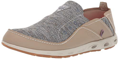 Columbia Herren Bahama Knit BahamaTM Vent PFG, Strick, Oxford Tan, Mountain, 41 EU -