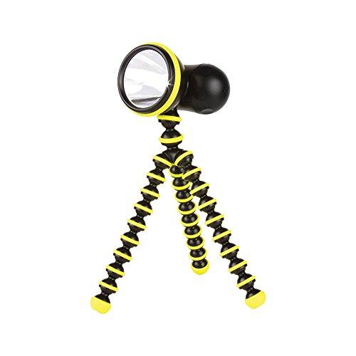 Preisvergleich Produktbild Joby Gorillatorch LED Taschenlampe mit biegsamen Stativ mit magnetischen Füßen