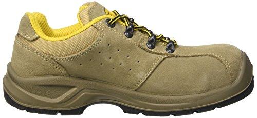 Diadora Flow II Low S1p, Chaussures de Travail Mixte Adulte Gris (Grigio Roccia Lunare)
