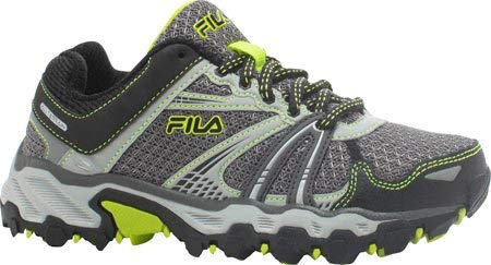 Fila TKO TR Youth Round Toe Synthetic Black Running Shoe
