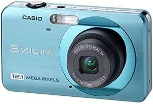 Casio Exilim Ex Z90 Be Digitalkamera 2 7 Zoll Blau Kamera