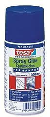 Spray colle permanente