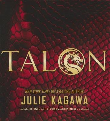 [( Talon (Talon Saga #1) - Street Smart By Kagawa, Julie ( Author ) Compact Disc Oct - 2014)] Compact Disc