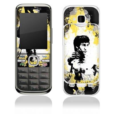 Nokia C3 C5-00 Refresh 5 Mega Pixel Autocollant Protection Film Design Sticker Skin Bruce Lee Kungfu Karaté