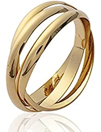 ISADY - Frida Gold - Women's Ring - 750/000 (18 Carat) Gold