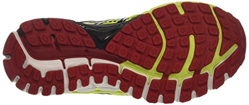 Brooks Mens Adrenaline Gts 17 Scarpe Da Ginnastica Multicolore (nightlife / Black / Truered)