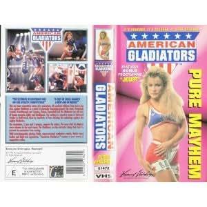 American Gladiators [VHS]