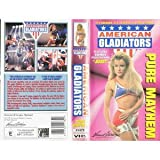 American Gladiators-Pure Muscl [VHS]