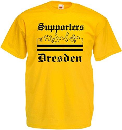 Dresden Herren T-Shirt Supporters Ultras