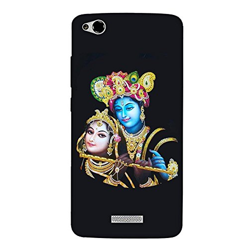 FASHEEN Premium Designer Soft Case Back Cover for Gionee V6L  available at amazon for Rs.369