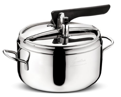 Lagostina Irradial Pressure Cooker, 3,5 Litres, Made In Italy