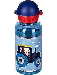 Preisvergleich für Serie Kleine Freunde Ab in den Kindergarten von Spiegelburg (Trinkflasche Traktor)