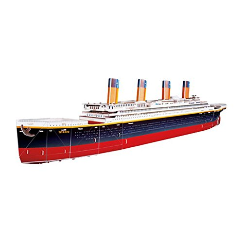 small foot company - 3D Titanic