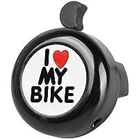Timbre de bicicleta Schön manillar Timbre para bicicleta – Aluminio según timbre manillar bicicleta ...