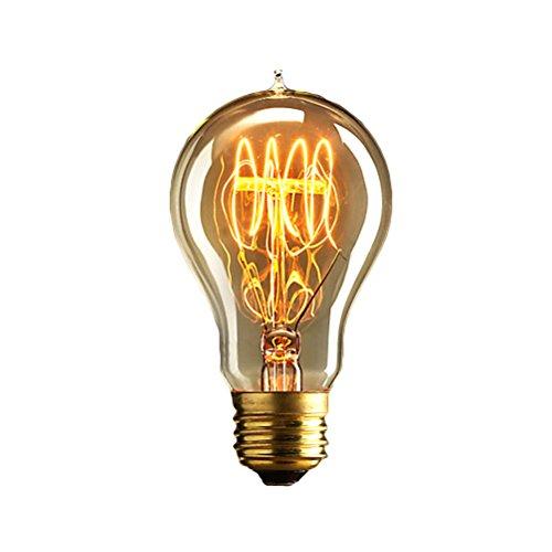 Ledmomo Edison Vintage Incandescente 40W E27/220V