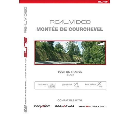 ELITE DVD MONTEE DE COURCHEVEL PARA AXION REAL Y POWER  FA003511045