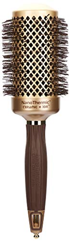 Olivia Garden Ceramic Ion Nano Thermic Thermal Brush