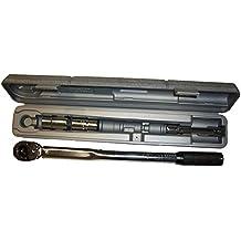 autonik 113010–Llave dinamométrica automática de 1/2pulgadas, incluye alargador con 2bandejas 17/19y 21/23mm, TÜV