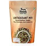 True Elements Antioxidant Mix, Roasted Sunflower, Pumpkin, Flax Seeds Watermelon, Chia Seeds and Goji Berries 125gm