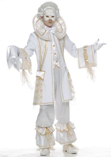 Imagen de cesar  disfraz de veneciano para hombre adulto , talla 48/50 cm