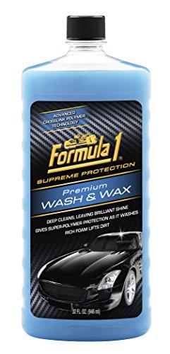 formula 1 517377 premium wash and wax (946 ml) Formula 1 517377 Premium Wash and Wax (946 ml) 41zLDAZeNpL