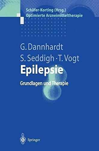 Epilepsie: Grundlagen und Therapie (Optimierte Arzneimitteltherapie) (German Edition) by G. Dannhardt (2013-10-04) par G. Dannhardt;Susann Seddigh;Thomas Vogt