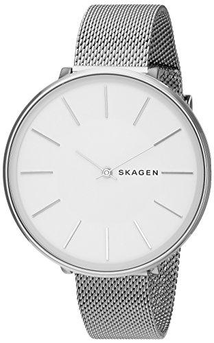 Skagen Femme Analogique Quartz Montre avec Bracelet en Acier Inoxydable SKW2687
