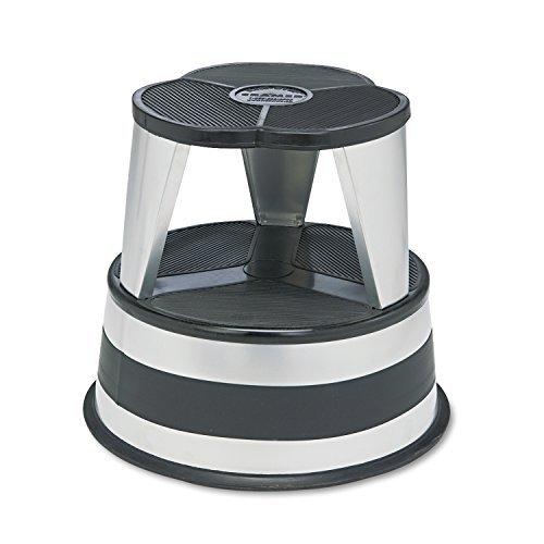 cramer-1001-01-kik-step-rolling-step-stool-silvertone-by-cramer