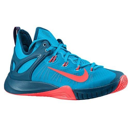 d422a40fc779a Nike Zoom Hyperrev 2015 Zapatillas de Baloncesto del Hombre, Azul (Blue  Lagoon/Brght Crmsh/Bl FRC), 9 D(M) US