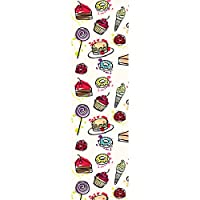 Kitchen Love Runner For Table-Manufactured in Turkey- 40x140 cm