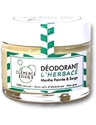 Clémence & Vivien - Baume déodorant L'Herbacé